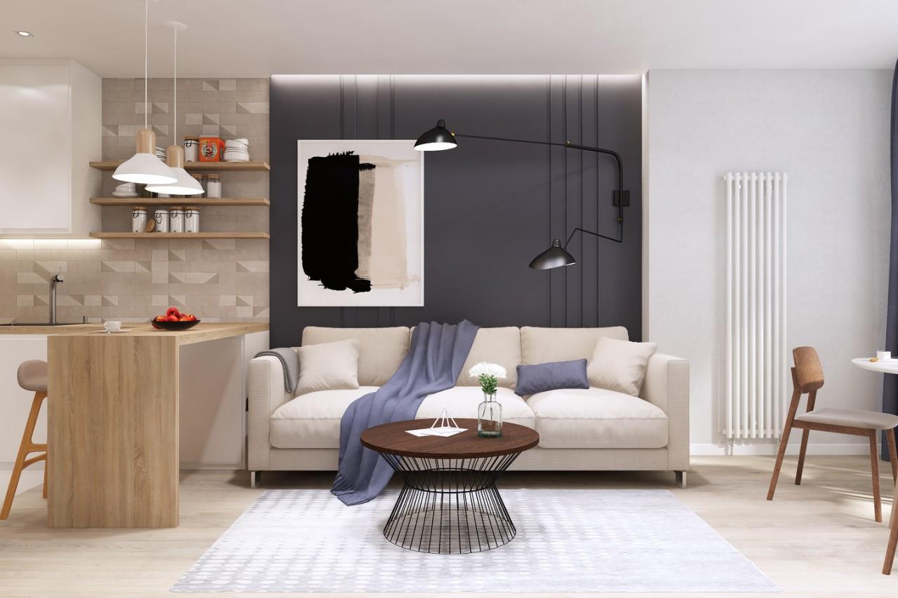 Дизайнерский ремонт квартир в Минске