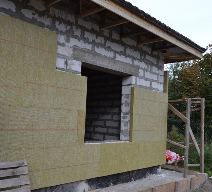 Утепление фасадов с гарантией на 5–10 лет