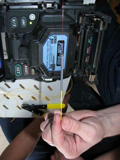 Ремонт оптоволокна, ремонт оптоволоконных сетей