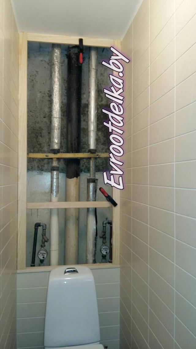 как установить дверку на заднюю стенку туалета, процесс установки
