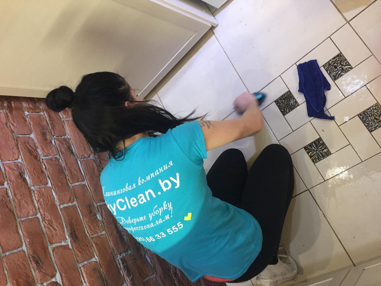 ScyClean - клининговые услуги, уборка после ремонта (партнёр)